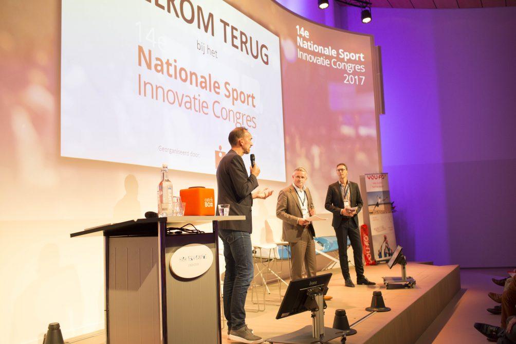 sport en innovatie congres