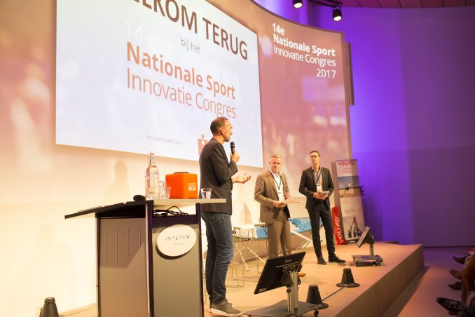 sport en innovatie congres