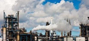 CO2 uitstoot schoorstenen