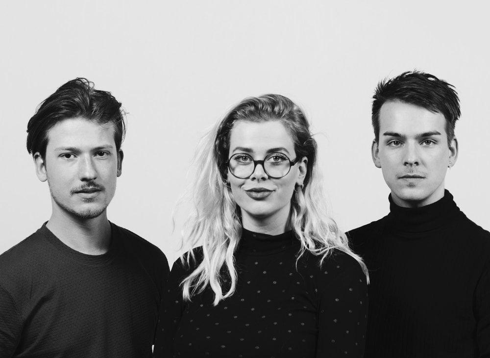 Jasper Luijten, Simone Smelt, Nick Beens