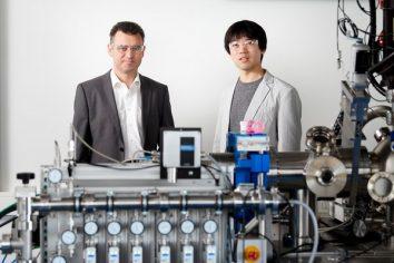 Emiel Hensen + Wei Chen