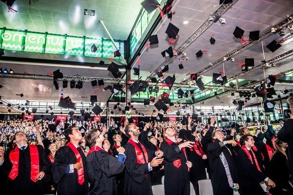Photo Angeline Swinkels TU Eindhoven graduation