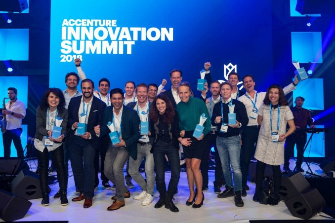 winners expivi sponsh accenture awards 2018