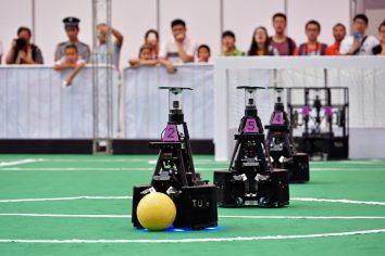 voetbalrobots Tech United