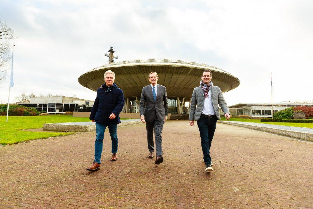 Evoluon - Geert Hurks, Hans de Jong, Lee Foolen (Foto_ Bram Saeys) (1)