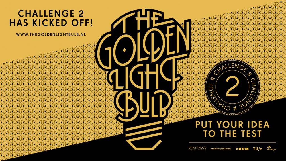 PAD Golden Lightbulb Challenge 2