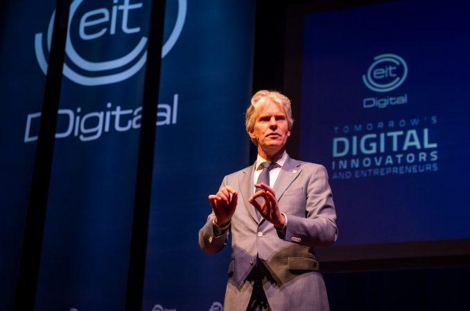 Willem Jonker EIT Digital Academy