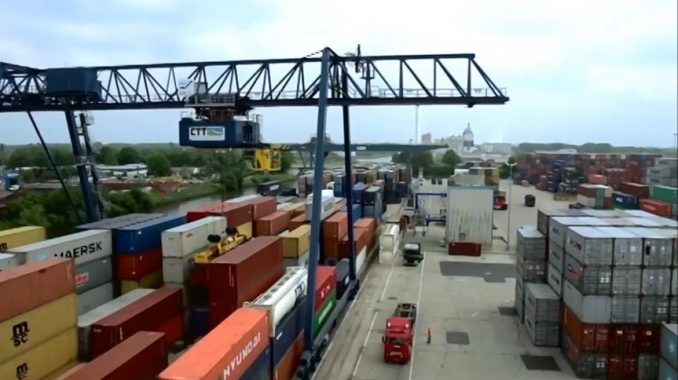 TKI Dinalog transport logistiek