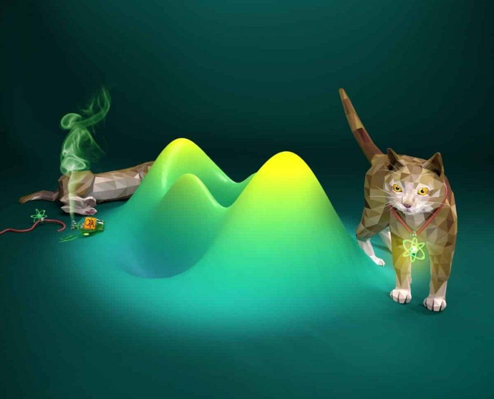 Scbhrödinger's Katze