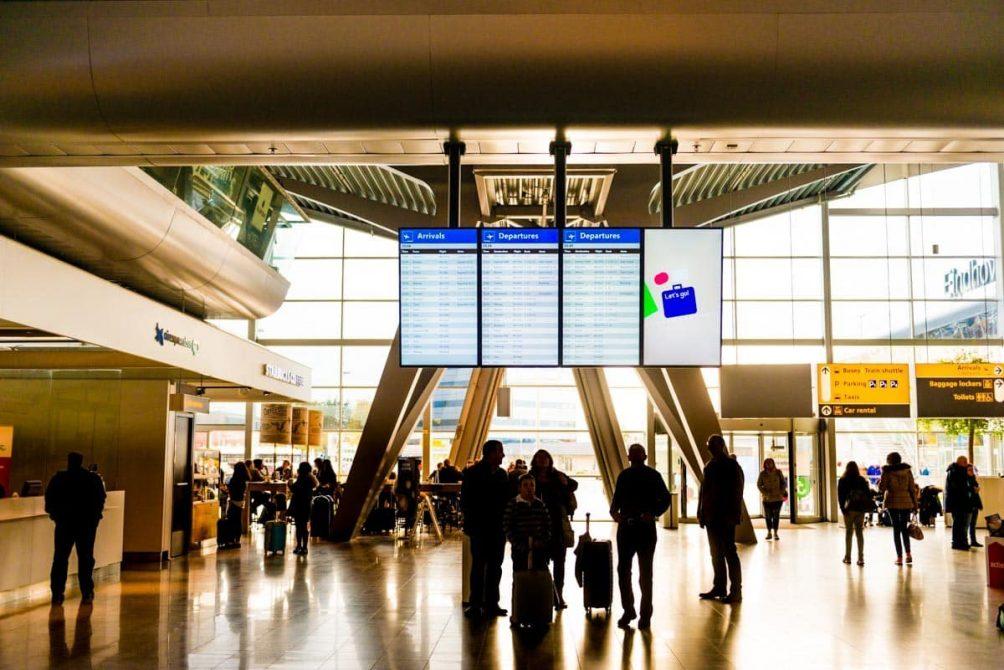 Eindhoven Airport ©Bram Berkien