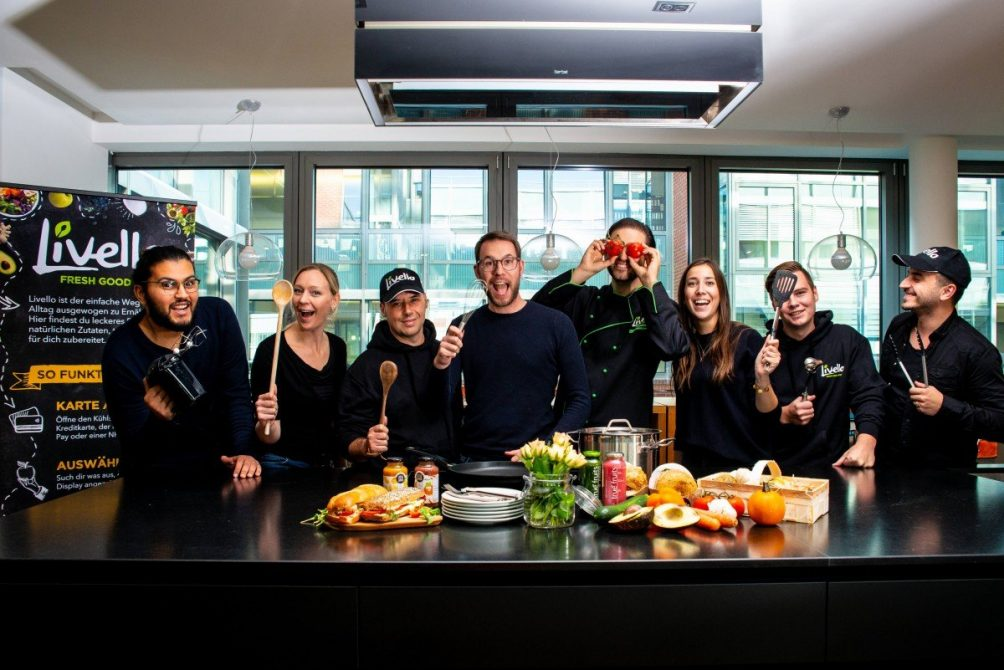 Livello-Catering-Team