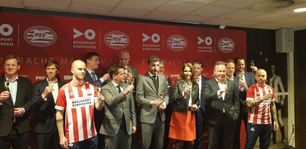 Brainportregio beter op de kaart dankzij deal met PSV