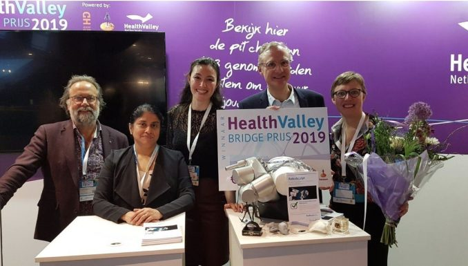 Health valley Event 2019, Eindhoven Medical Robotics