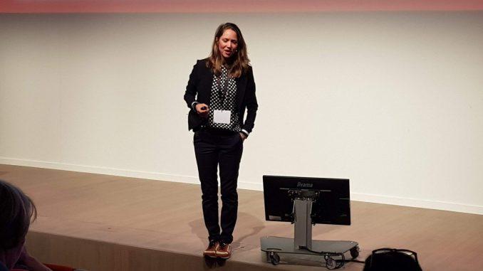 Esther Kersten, Vanderlande