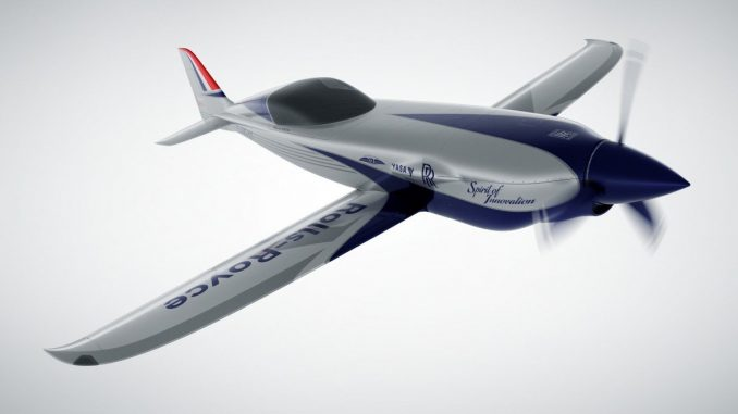ACCEL is supposed to set a new speed record for electric aircraft.
