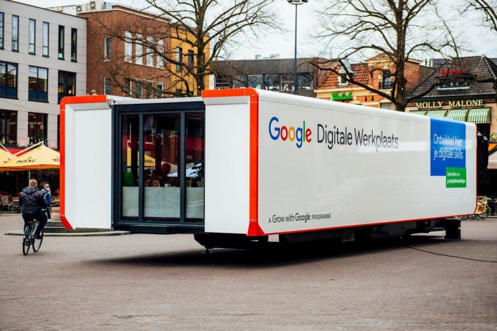 Google met Digitale Werkplaats naar Eindhoven tijdens Dutch Technology Week