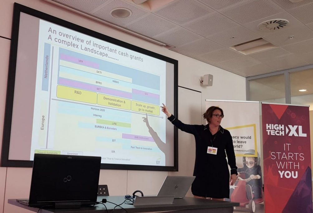 EY Financing Innovation at Beyond Tech