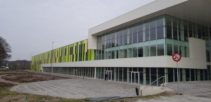 'fabriek van de toekomst' krijgt logistiek van de toekomst