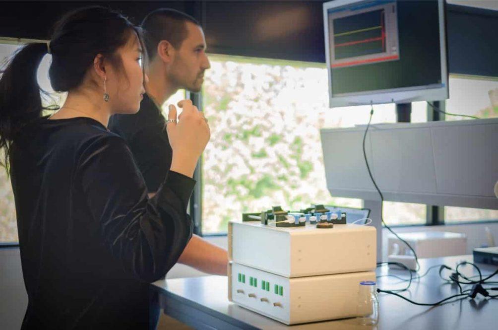 Bacteriën in voedsel sneller opsporen met biosensoren
