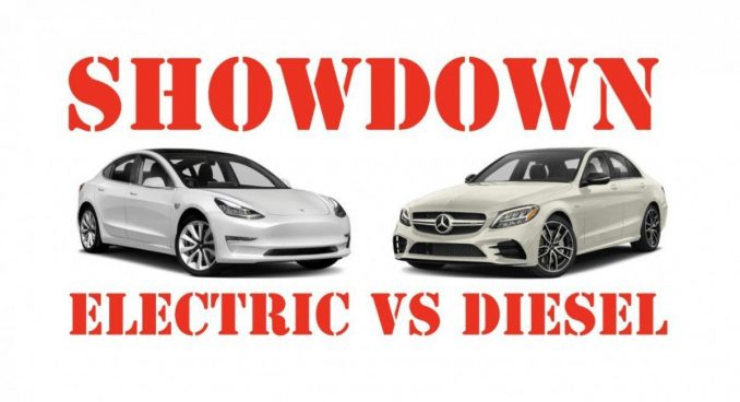 diesel vs electric