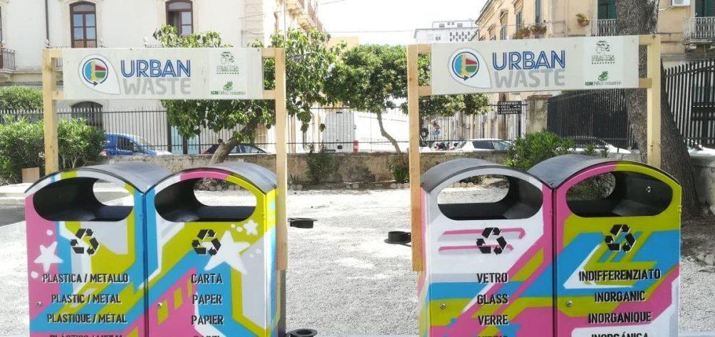 (c) Urban Waste