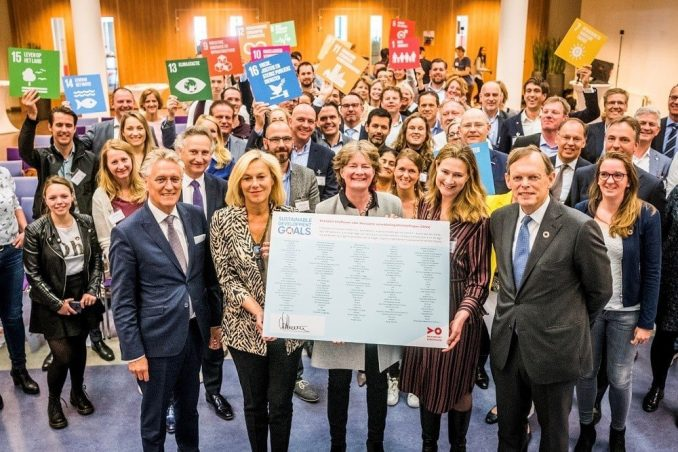 SDG betere wereld Europese regio VN doelstellingen