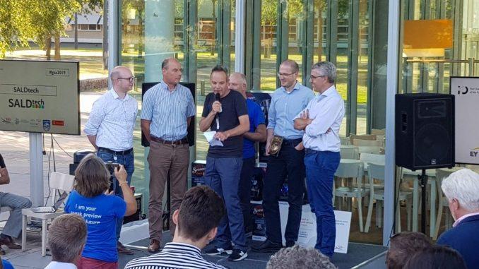 SALDtech gerard & anton award winnaar