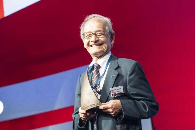 Akira Yoshino (c) EPO
