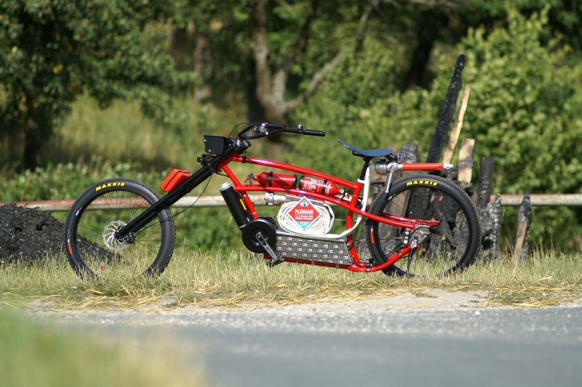 Feuerwehr-e-bike