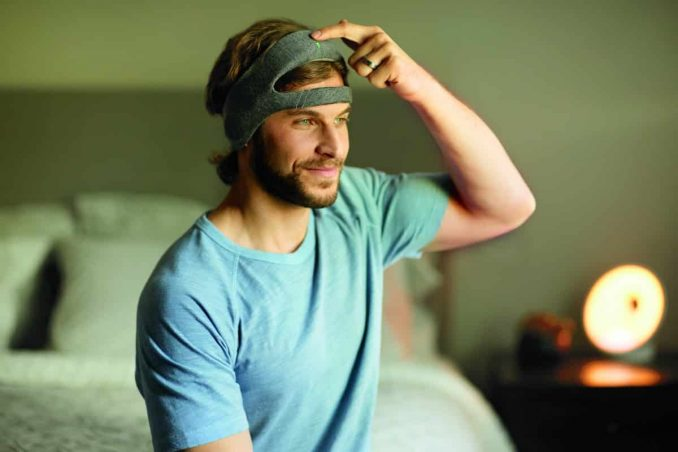 Deep Sleep headband by © Philips