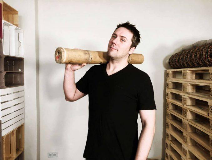 Sascha-Meißner-Initiator von Lass ma' nachhaltig
