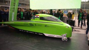 TopDutch Solar Car