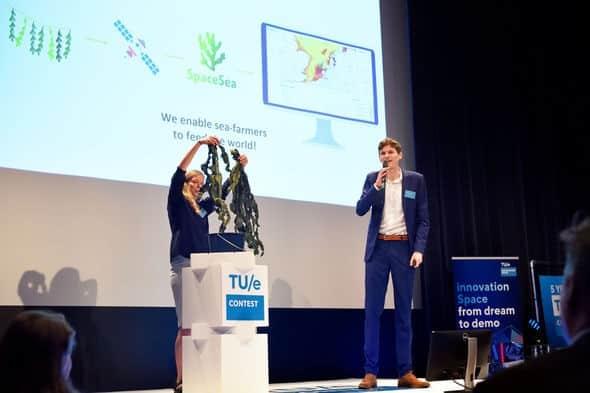TUe contest 2019 © Bart van Overbeeke