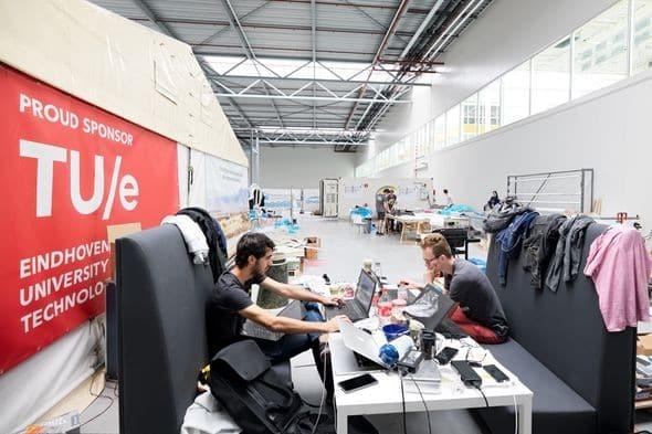 Werkplaats bij Brainport Industries Campus. Foto | Bart van Overbeeke