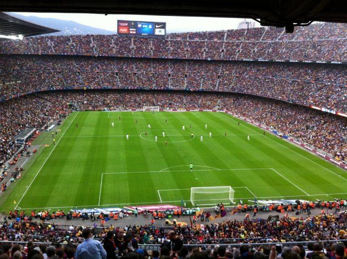 estadio Camp Nou © Image by FrodeCJ from Pixabay
