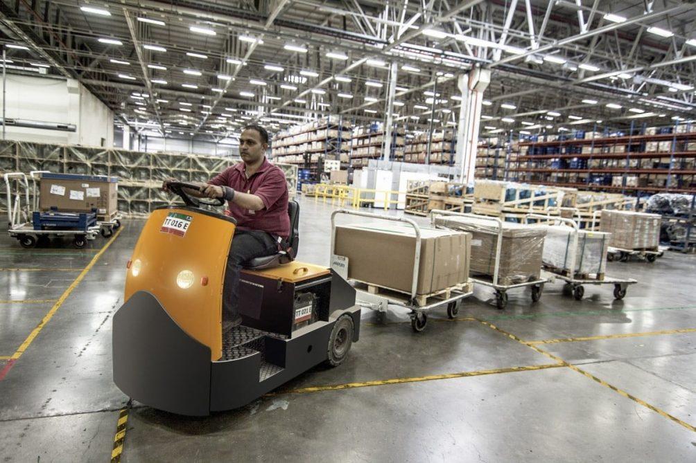 'walhalla aan ecosystemen' moet automatisering in logistiek versnellen