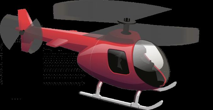 Hubschraubergetriebe
