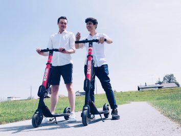 Rollmi E-Scooter-Verleih