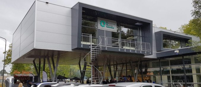 Meulensteen House of Robotics officeel open