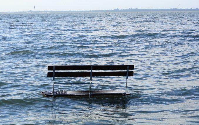 Hochwasser, Starkniederschlag, Sturmflut