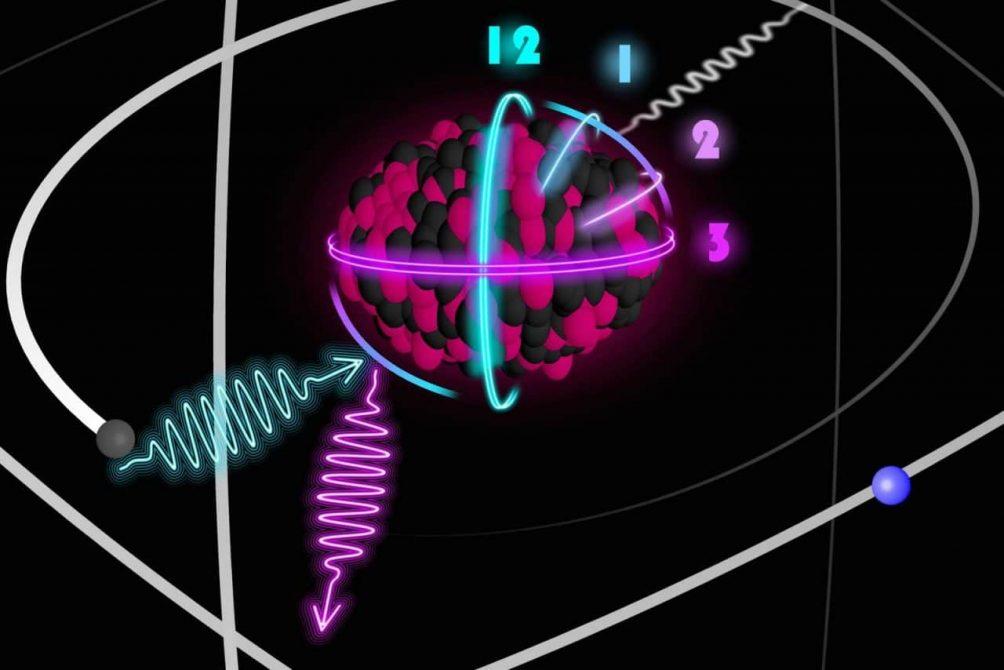 Thorium Atomkraftuhr