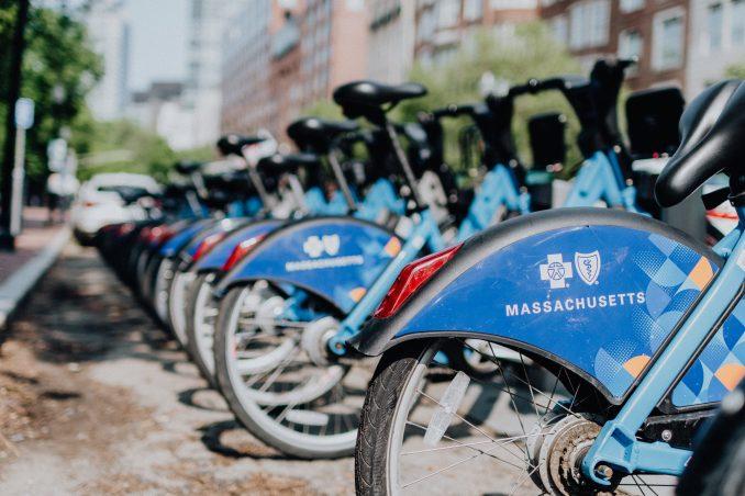 Parkbob, Mobilität