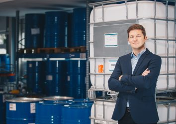 Wasserstoff, Hydrogenious LOHC Technologies