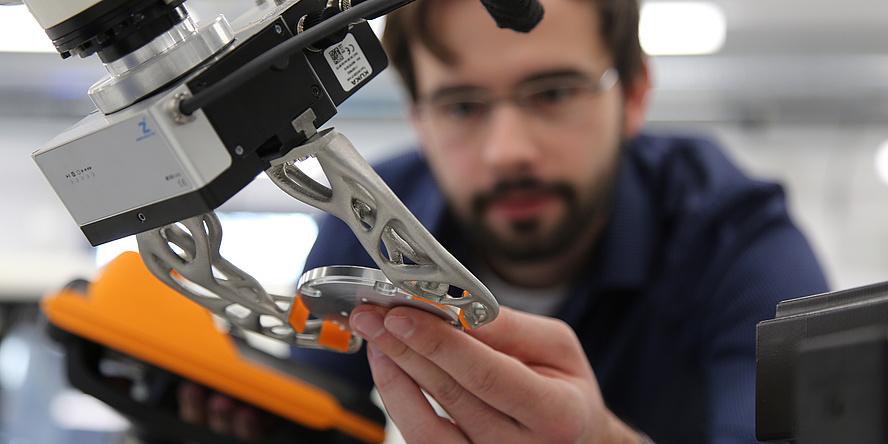 LED-3D-Metalldruck, Implantate, medizinisch, SEDLM,