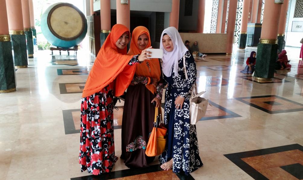 religiöse, religiösen, sozialen Medien, soziale Medien, Indonesien, Islam,