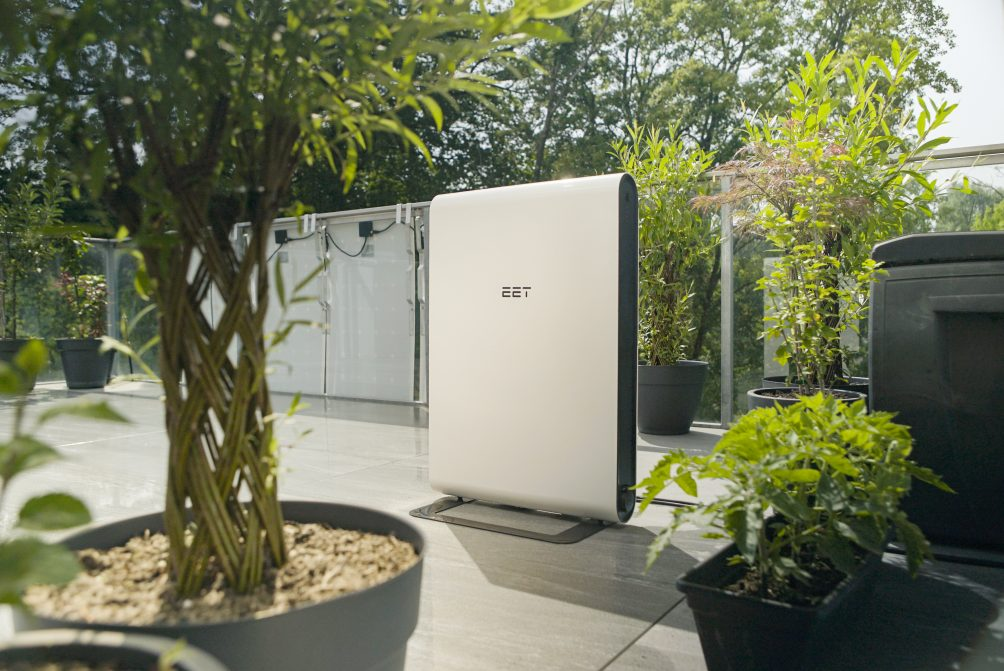 Solmate, erneuerbare Energie, Photovoltaik-Anlage