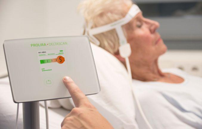 Delir erkennen - mit einer neuen Methode kann bei Patienten geistige Verwirrung diagnostiziert werden