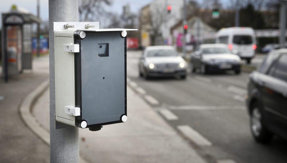 Mobility Observation Box, Schutzweg, Fußgänger, Fahrzeuglenker