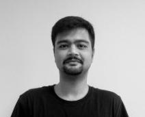 Sakyabrata Duta, Gründer von Start-up Peazy
