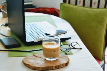Abgrenzung von Privatleben und Arbeit, App, Work-Life-Balance